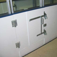 Double Bar Gate Latch
