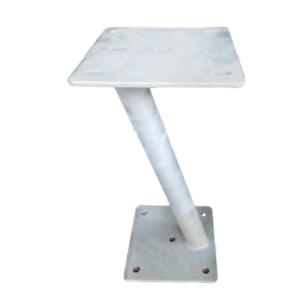 Angled Bench Post