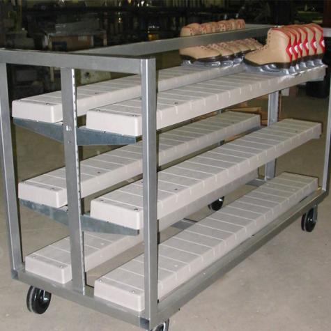 Dri-Seat Skate Storage