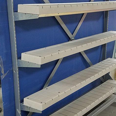 Portable Dri-Seat Skate Storage
