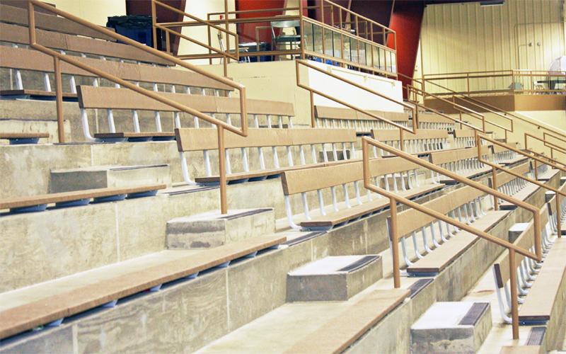 Fergus Falls Community Arena – Fergus Falls, MN