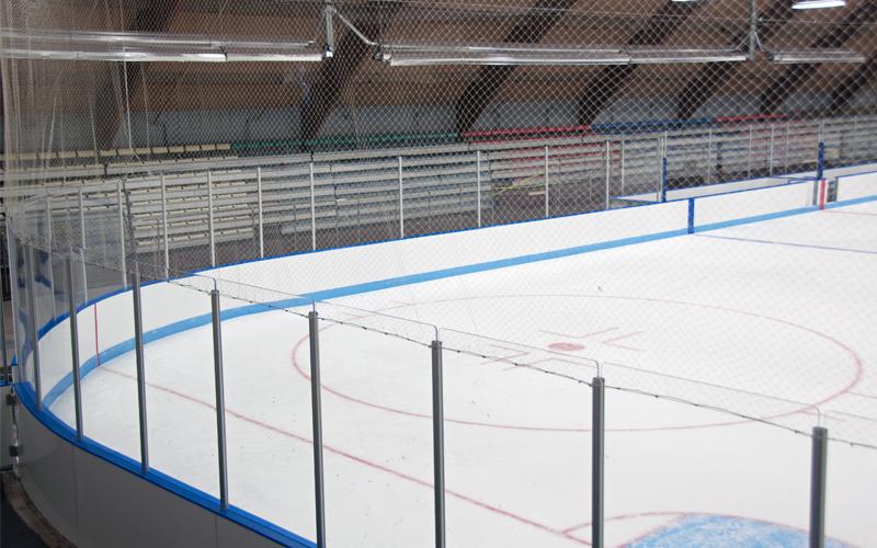 Roy Nystrom Arena – Albert Lea, MN