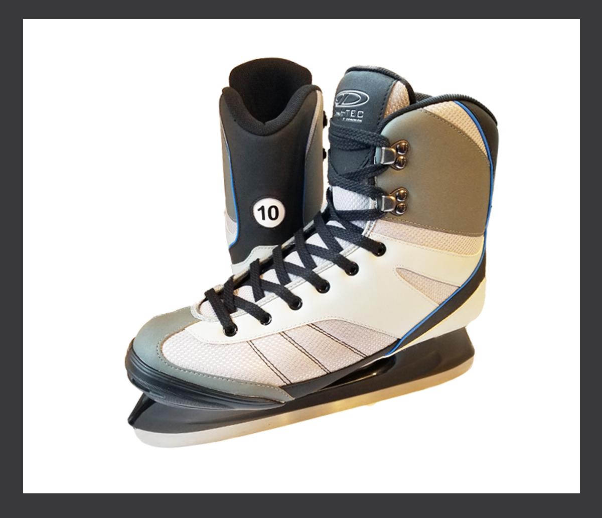 Rental Skates & Storage