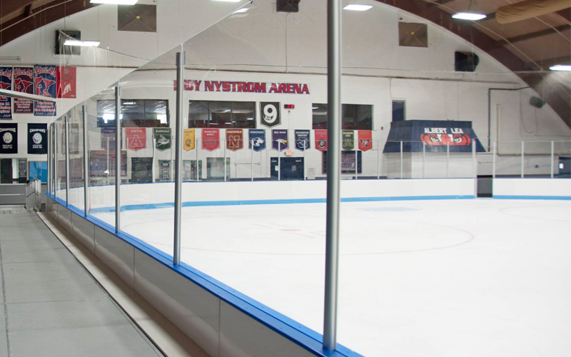 Rink Inspection and Maintenance