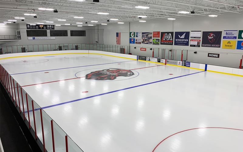 Mount Prospect Ice Arena – IL